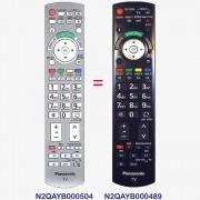 Mando a distancia Panasonic N2QAYB000489 igual al N2QAYB000504