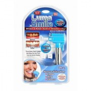 Luma Smile Tooth Polisher Whitener Stain Remover with LED Light