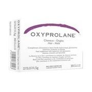 Cabelo e unhas estimulador vitalidade crescimento 30cápsulas - Oxyprolane