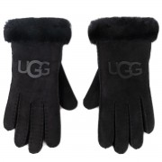 Дамски ръкавици UGG - W Sheepskin Logo Glove 18691 Black