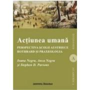 Actiunea Umana - Ioana Negru Anca Negru