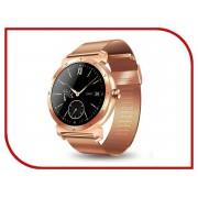 Умные часы Eco K88H Plus Metal Strap Gold