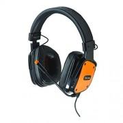 X Rocker XH2 Biauricular Diadema Naranja Auriculares con micrófono (PC/Juegos, Biauricular, Diadema, Naranja, Alámbrico, 1 m)