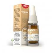 Cibdol CBD Hennepzaadolie - 20% - 10ml