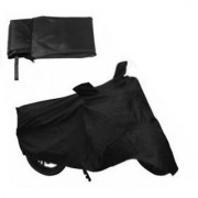 HMS Bike body cover Perfect fit for TVS Apache RTR 160 - Colour Black