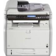 Multifunctionala Monocrom Ricoh SP 3600SF Duplex ADF Fax A4