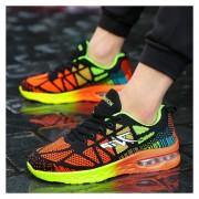 Hombres Corriendo Zapatillas Deportivas Para Caminar Al Aire Libre