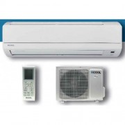 Rcool Prime 9 GR09B6-GR09K6 oldalfali inverteres klíma 2.6 kW