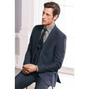 Mens Next Suit: Jacket - Light Blue
