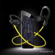 S4 geel /Bluetooth 4.1 In-ear Oortje /Draadloze Koptelefoon / Wireless Headset / Oordopjes / Oortjes / Hoofdtelefoon / Oortelefoon / In ear Headphones / Headphone / Draadloos / Sport Headsets / Muziek / Earphones / over on-ear