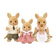 """Epoch Sylvanian Families Sylvanian Family Doll """"Ps 03 Family Of Kangaroo"""""""