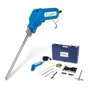 Máquina de cortar esferovite - molde laminador - 190 W
