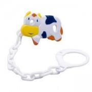 Клипс за бебешка залъгалка крава, 079 Babyono, 3660152