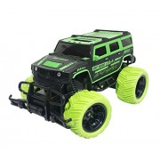 Rally Racing Cross Country Truck (Remote control car) (Green)
