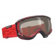 Ochelari Ski SCOTT REPLY FRACTAL rosu