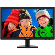 "Philips 243v5lhab/00 Monitor Lcd 23,6"" Full Hd 1 Hdmi Smartcontrol Lite Classe B"