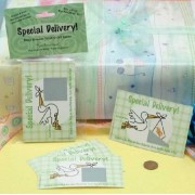 Special Delivery Scratch Off Baby Shower Game