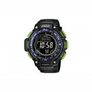 Reloj Hombre Casio SGW1000 SGW-1000-2BCF Termómetro - Negro / Verde