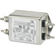 Filtru de retea 250 V/AC Yunpen, YE05T4, 2 x 5 mH, 5 A
