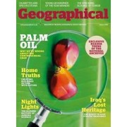 Tidningen Geographical 12 nummer