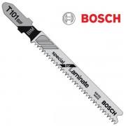 T101BIF - Set 5 panze pendular, Bosch, speciale pentru placi laminate