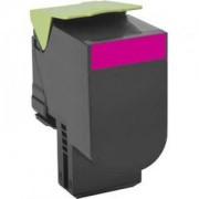 Тонер касета за Lexmark Laser Toner Lexmark CX410de / CX410dte / CX410e / CX510de / CX510dhe / CX510dthe 2 000 pages Magenta - 80C2SM0