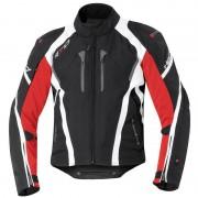 Held Imola II Textiljacke Schwarz Rot XS