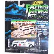 Johnny Lightning - Frightning Lightnings - Episode 2 - Meat Wagon - Real Wheels Series