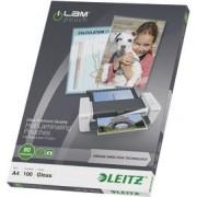 Folija za plastificiranje 80my A4 sjajna pk100 iLAM UDT Leitz