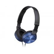Sony Auriculares sony mdrzx310l diadema plegable azul