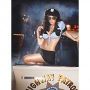 Baci - Highway Patrol Set One Size