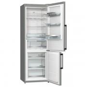 Combina frigorifica No Frost GORENJE NRC6192TX, 307 l, A++, inox