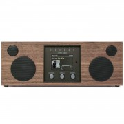 Como Audio Duetto DAB + / FM-radio met internetradio - walnoot