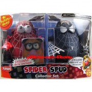 Playskool Spider-man 3 Mr. Potato Head as Spiderman - Spider Spud Collector Set with Exclusive Spider Spud Comic and Exclusive Collector Card