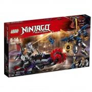 LEGO Ninjago, Killow contra Samurai X 70642