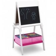 Tabla Magnetica Multifunctionala Happy Kid - Premium White