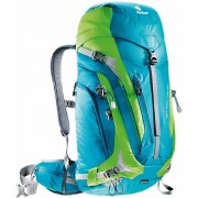 Deuter Turistický Batoh Deuter Act Trail Pro 34 Modro-Zelená