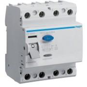Intreruptor diferential 4P 100A, 30mA, A Hager CD484D (HAGER)