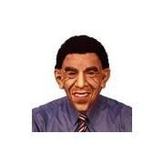 Máscara Obama - Sulamericana Fantasias