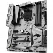 Placa de baza MSI Z170A MPower Gaming Titanium