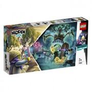 LEGO Hidden Side, Misterul din cimitir 70420