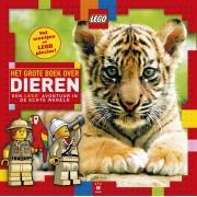 Boek Lego Classic - het grote boek over dieren