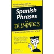 Spanish Phrases For Dummies, Paperback
