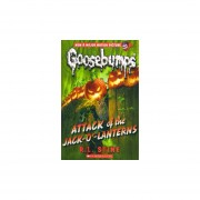 Attack of the jack o lanterns. goosebumps