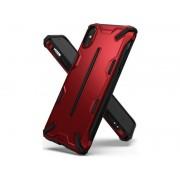 Etui Ringke Dual X Apple iPhone XS Max Iron Red