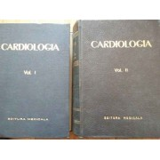 Cardiologia Vol I-ii - B. Theodorescu C. Paunescu Si Colaboratori