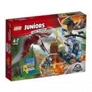 LEGO Juniors Jurassic World Evadarea Pteranodonului 10756