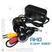 Mini Telecamera da Spioncino Door Peep Hole AHD 2.0MP Angolo 170°