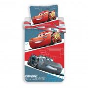 Lenjerie de pat Cars 95 grey, pentru copii, 140 x 200, 70 x 90 cm