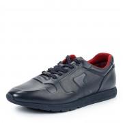 73-141A-2103 П/Ботинки для активного отдыха муж. кожа/текстиль синий, BRIGGS - 42